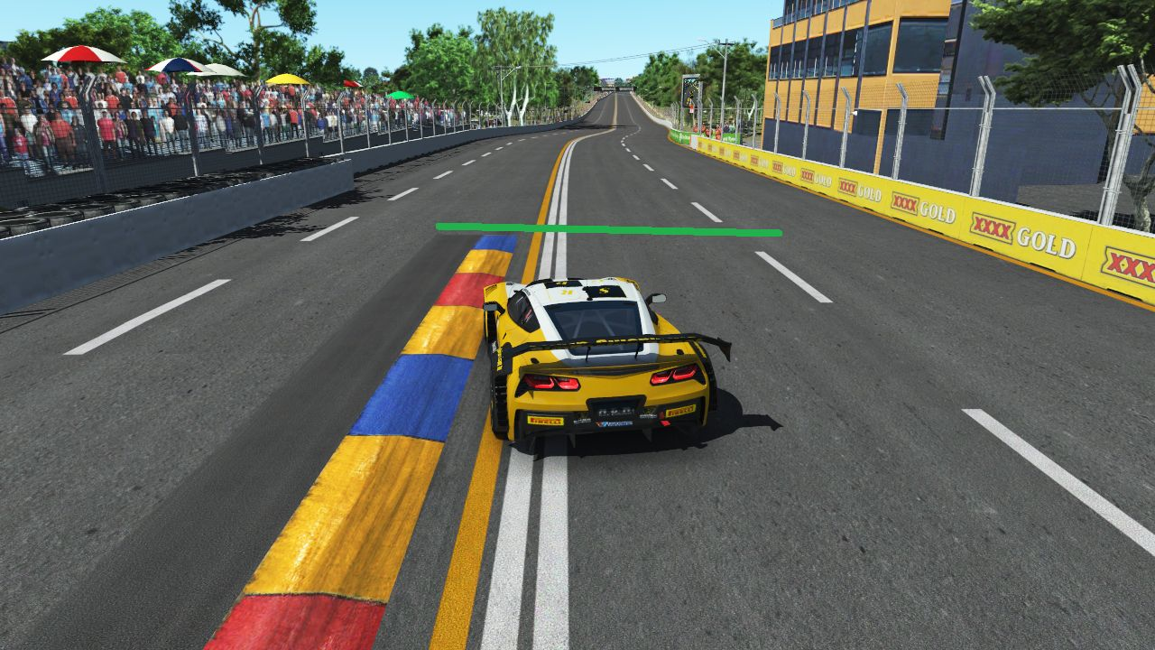 Urban GT3 @ Adelaide > Comments @SimRacing-GP net